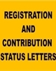 NIB Registration and Contribution Status Letters
