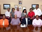 Bimini Complex Contract Signing