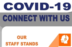 COVID-19 Connect With Us
