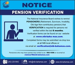 Pension Verification