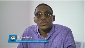VIDEO - NIB unsung Hero - Quincy Arthur
